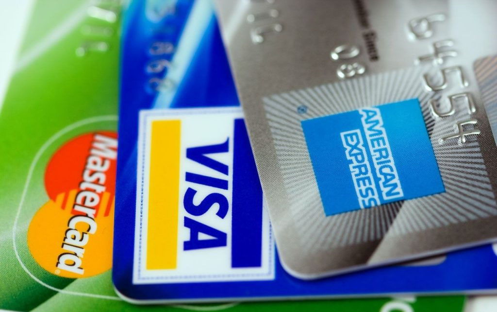 interest rates of credit cards